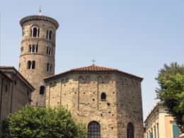 Ravenna Baptistery of Neon